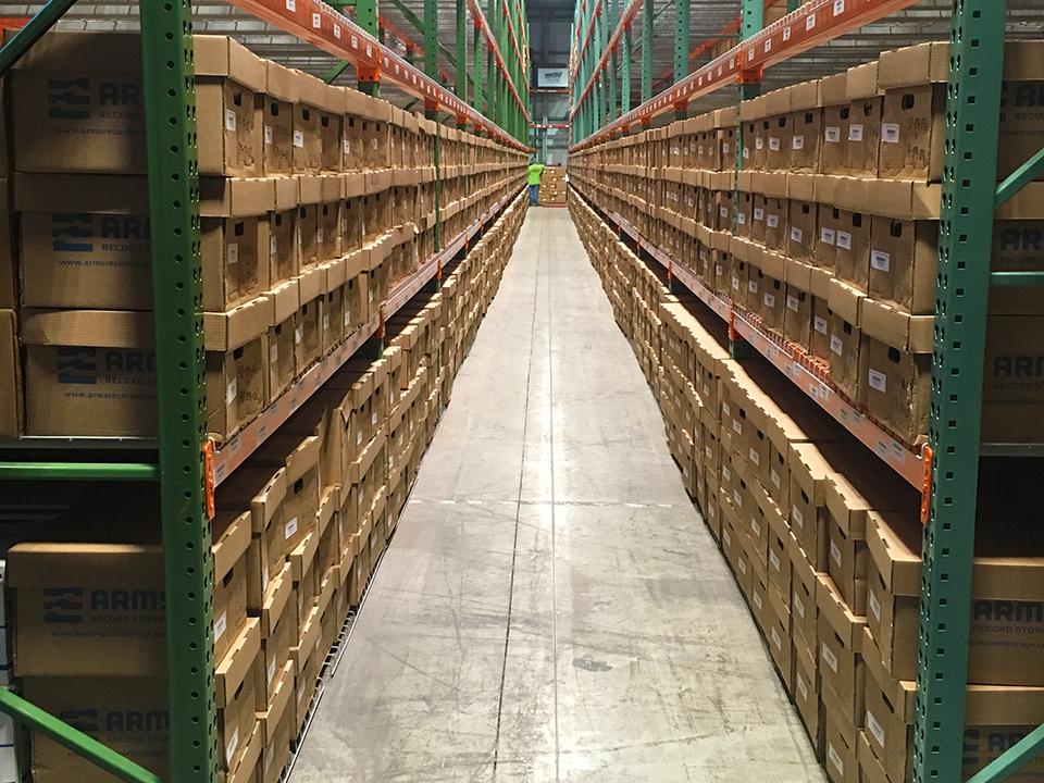 Offsite Records Storage